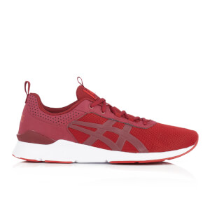 Asics Men's Gel-Lyte Runner Mesh Trainers - Red/Red