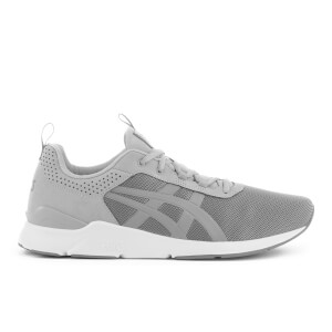 Asics Men's Gel-Lyte Runner Mesh Trainers - Mid Grey/Mid Grey