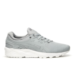 Asics Men's Gel-Kayano Evo Mesh Trainers - Mid Grey/Mid Grey