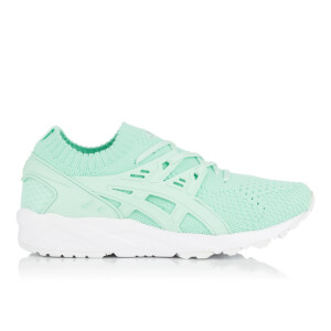 Asics Women's Gel-Kayano Knit Trainers - Bay/Bay