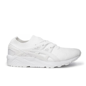 Asics Men's Gel-Kayano Knit Trainers - White/White