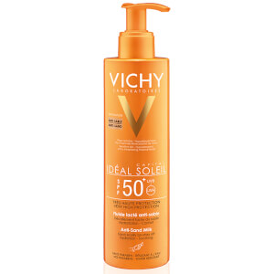 Protector solar Ideal Soleil Anti-Sand FPS 50+ de Vichy 200 ml