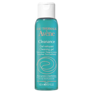 Avène Cleanance Cleansing Gel 3.3 fl. oz