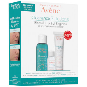 Avène Cleanance Solutions: Blemish Control Regimen (Worth $38)