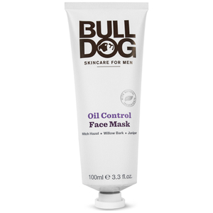 Маска для жирной кожи лица Bulldog Oil Control Face Mask 100 мл