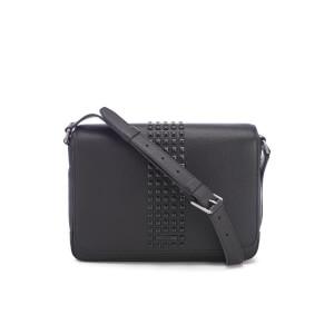 Michael Kors Men's Bryant Mid Messenger Bag - Black
