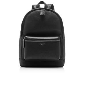 Michael Kors Men's Bryant Leather Backpack - Black