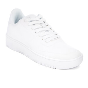 Crosshatch Men's Torment Knitted Trainers - White