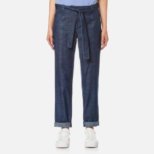 A.P.C. Women's Burki Trousers - Indigo