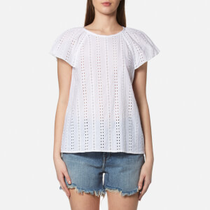A.P.C. Women's Mina Top - White