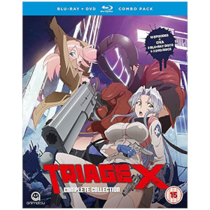 Triage X Complete - Season 1 Collection