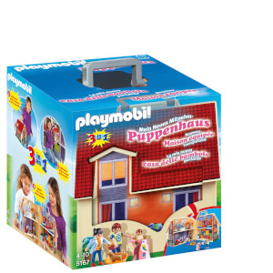Maison transportable -Playmobil (5167)