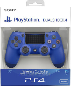 Manette DualShock 4 V2 Sony PlayStation 4 -Bleu
