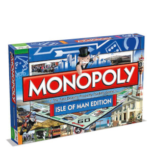 Monopoly Board Game - Isle of Man Edition