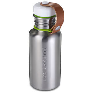 Black+Blum Steel Water Bottle - 500ml