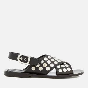 McQ Alexander McQueen Women's Sundance Stud Sandals - Black