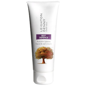 Leighton Denny Best Defence Hand and Nail Cream - Autumn Leaves 75ml