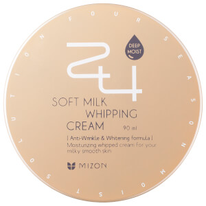 Mizon 24 Soft Milk Whipping Cream 90ml