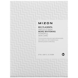 Mizon Bio Placenta Ampoule Mask Set
