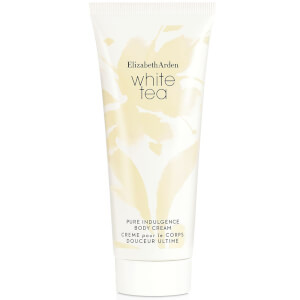 Elizabeth Arden White Tea Body Cream 100ml (Free Gift)