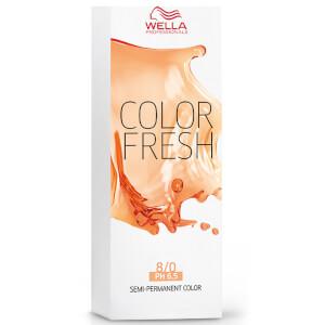 Wella Color Fresh Light Blonde 8/0 75ml