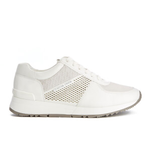 MICHAEL MICHAEL KORS Women's Allie Runner Trainers - Optic White