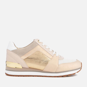 MICHAEL MICHAEL KORS Women's Billie Runner Trainers - Soft Pink