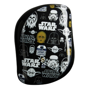 Brosse de Poche Compact Styler Hairbrush Tangle Teezer – Personnages de Star Wars, Disney