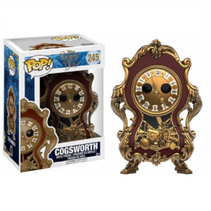 Disney Cogsworth Pop! Vinyl Figur