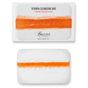Baxter of California Vitamin Cleansing Bar Citrus and Herbal Musk 198g