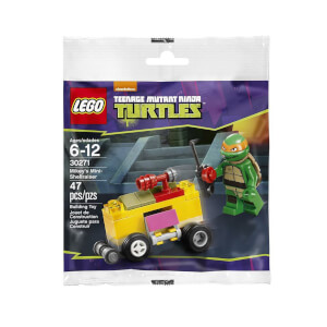 LEGO Teenage Mutant Ninja Turtles: Mikey's Mini Shellraiser (30271)