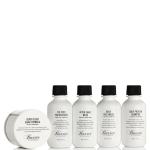 Baxter of California Travel Essentials Refills
