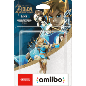 Link (Archer) amiibo (The Legend of Zelda: Breath of the Wild Collection)