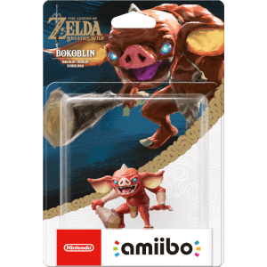 Bokoblin amiibo (The Legend of Zelda: Breath of the Wild Collection)