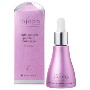 The Jojoba Company 100% Natural Jojoba and Rosehip Oil 30ml