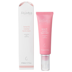 The Jojoba Company Lemon & Coconut Hand Cream 50 ml