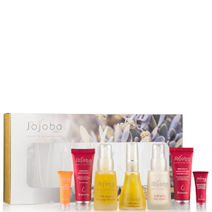 The Jojoba Company Skincare Starter Pack (Worth $49.95)