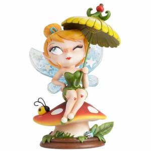 Disney Peter Pan Tinker Bell Statue