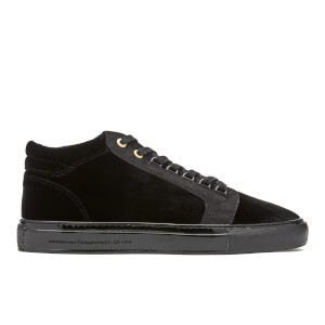 Android Homme Men's Propulsion Mid Velvet Trainers - Black
