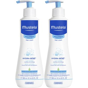 Mustela Hydra Bébé Body Lotion Pack of 2