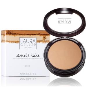 Laura Geller Double Take Baked Versatile Powder Foundation (Various Shades)