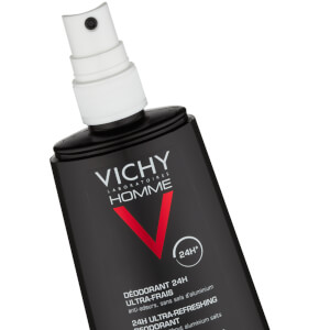 Vichy Homme Deo Vapo Intense Regulation 100ml: Image 2