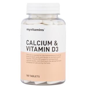 Calcium & Vitamin D3 Tablets