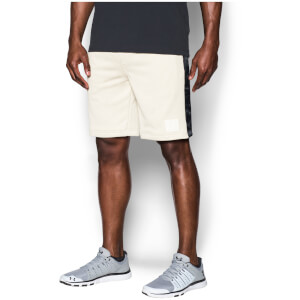 Under Armour Men's Ali Rope A Dope Shorts - Ivory/Black