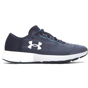 Under Armour Women's SpeedForm Velocity Running Shoes - Rhino Grey/Black