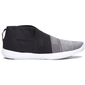 Under Armour Women's Street Prec Slip On Trainers - Grey Wolf