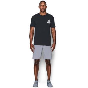 Under Armour Men's Secret Society Run T-Shirt - Black
