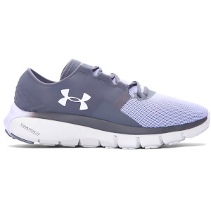 Under Armour Women's SpeedForm Fortis 2.1 Running Shoes - Rhino Grey/Lavender Ice