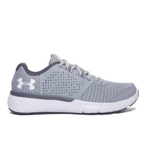 Under Armour Women's Micro G Speed Swift 2 Running Shoes - Black/Rhino Grey