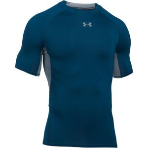 Under Armour Men's Armour HeatGear Compression T-Shirt - Blackout Navy